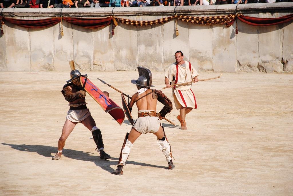 © Office Tourisme Nîmes