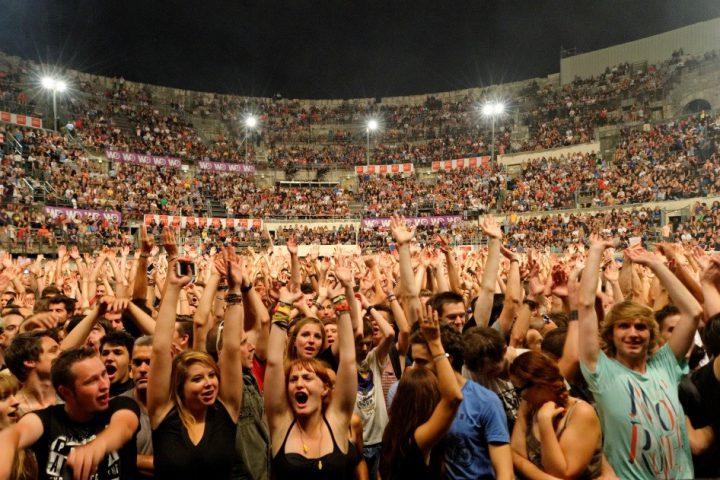 Festival et jeudis de Nîmes