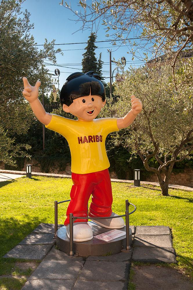 Haribo c'est beau la vie !