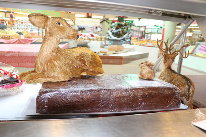 Noël gourmand en Cévennes