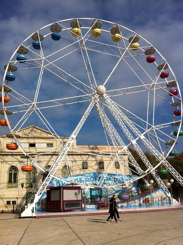 © Office de Tourisme - Nîmes