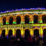Noël magique à Nîmes