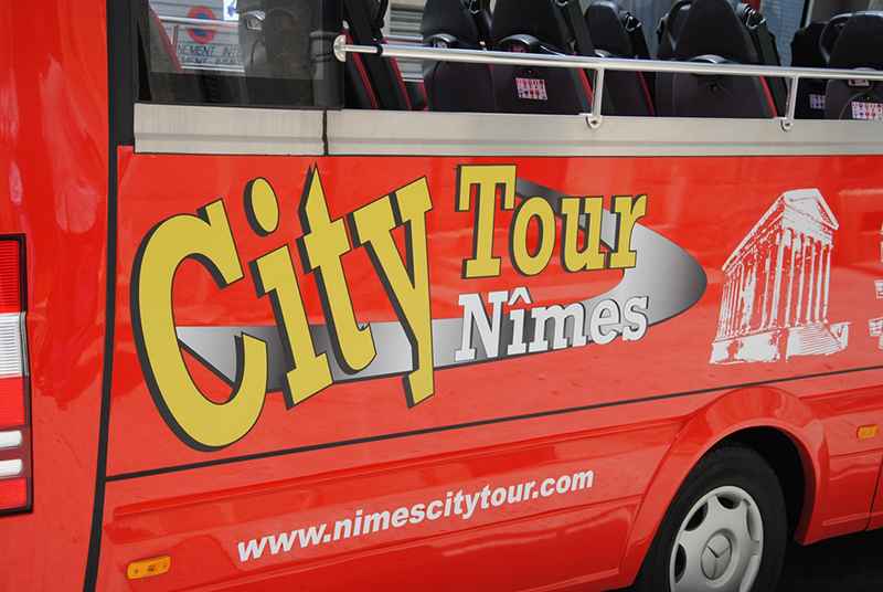 City Tour Nîmes