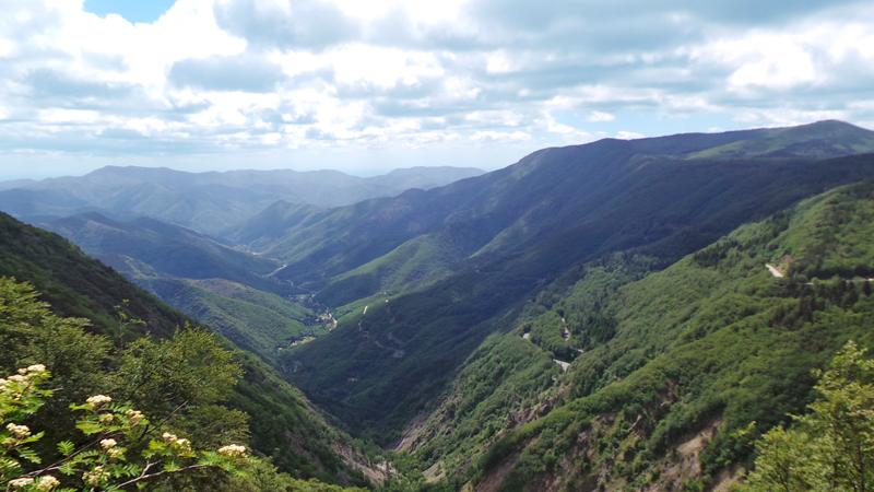Le territoire des Causses et Cévennes est un véritable spectacle naturel.