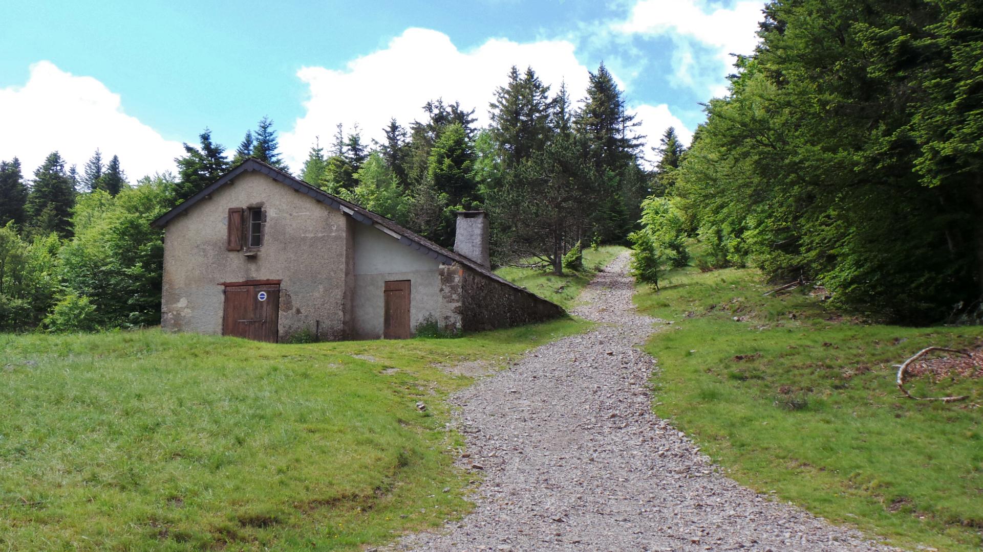 Une sortie VTT c'est l'occasion de découvrir le patrimoine naturel et culturel des Causses et Cévennes.