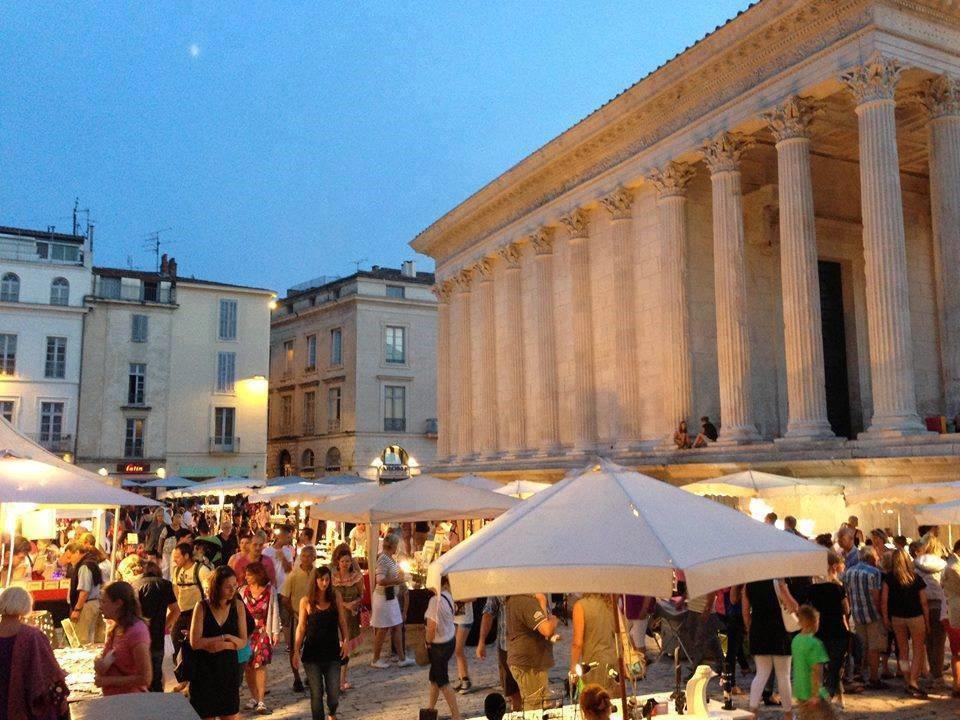 ©Photo : OT Nîmes