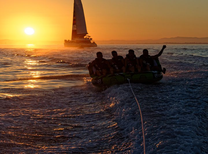 Sports nautiques au Grau du Roi Port Camargue