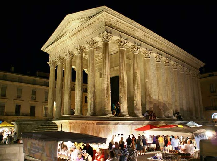 Un été festif à Nîmes