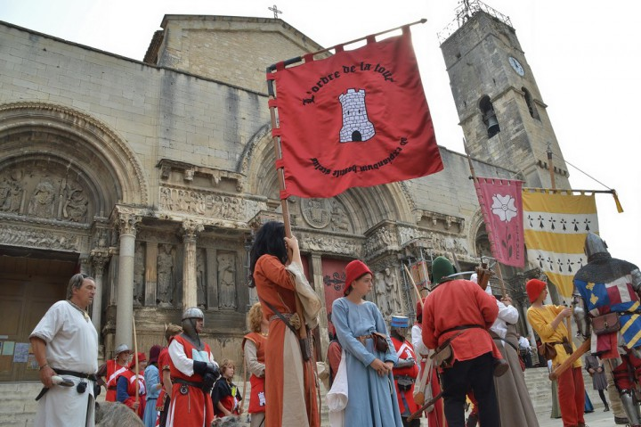 Fëtes médiévales STG 2