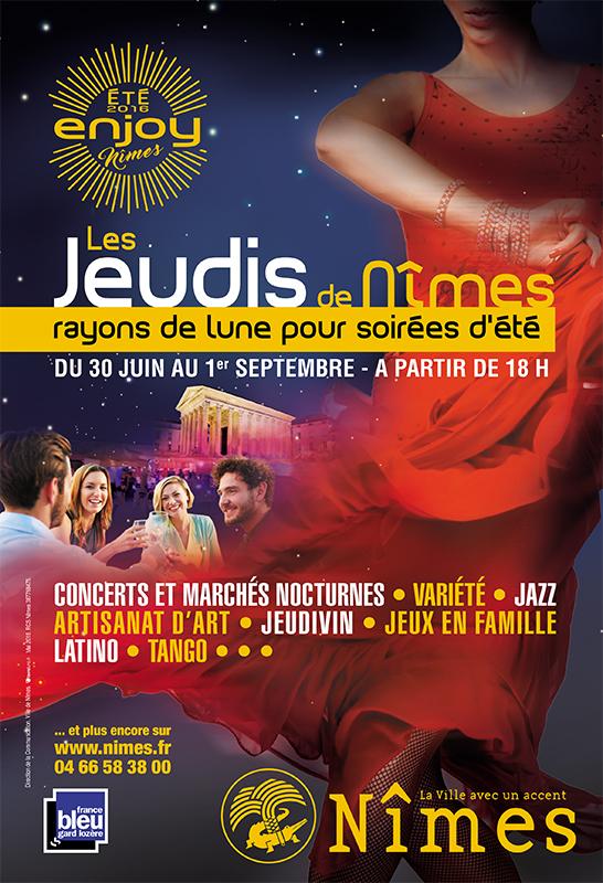 Les Jeudis de Nîmes