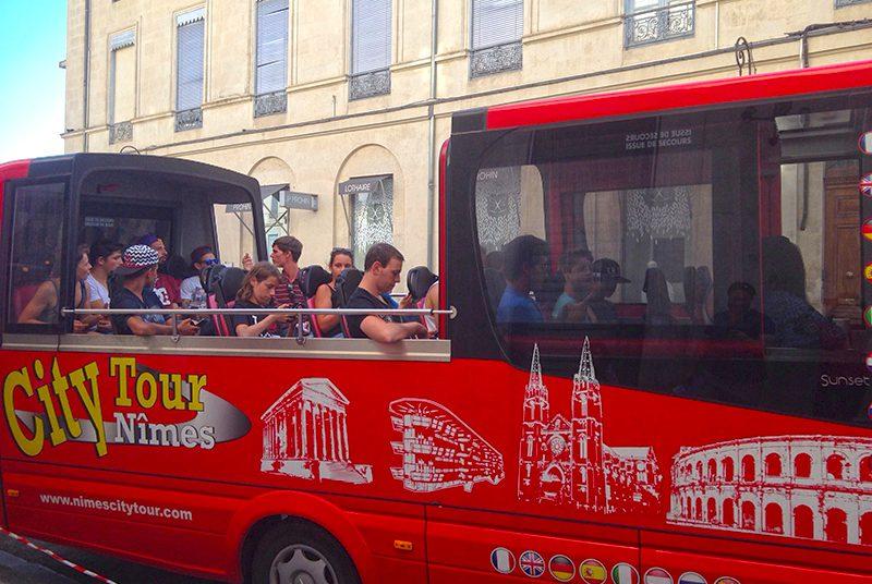 Visitez Nîmes en Famille