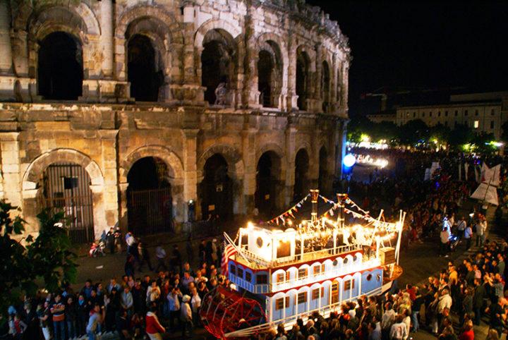 Feria de Nîmes 2018