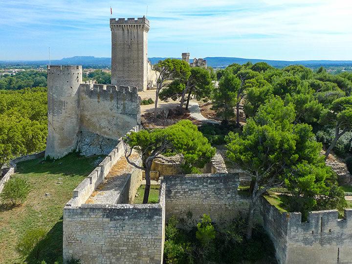 A l'assaut de la forteresse médiévale de Beaucaire