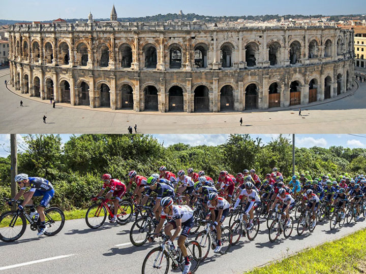 Le Tour de France 2019 dans le Gard