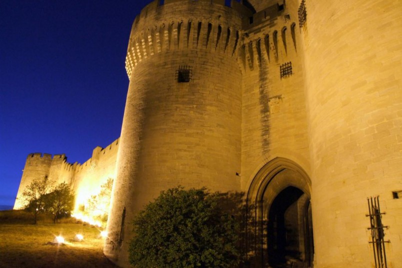 Visitez le fort Saint André